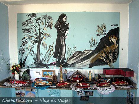 Deolinda Correa Altar