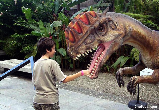 Dinosaurios Medellín