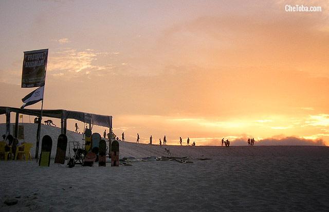 Dunas Playas Joaquina