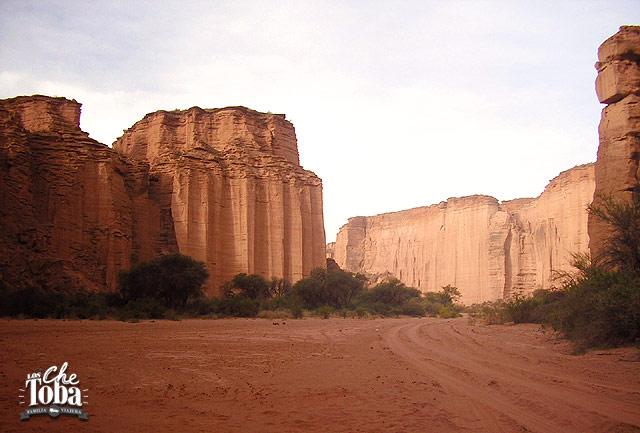 El Cañon del Río Talampaya