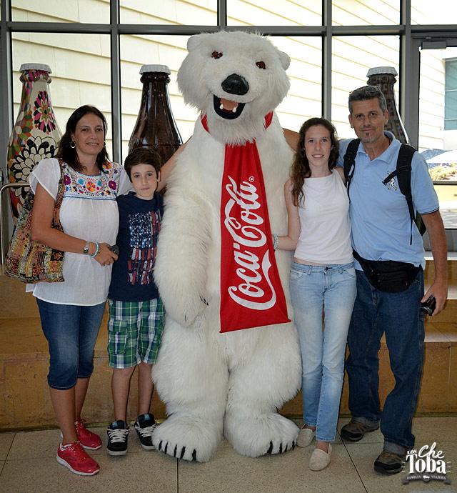 El Oso de Coca Cola