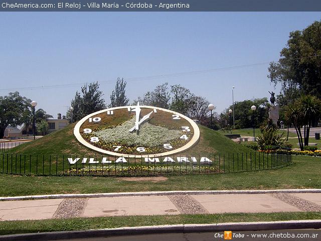 El Reloj de Villa María