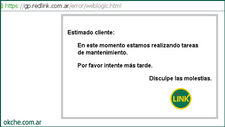 error-link