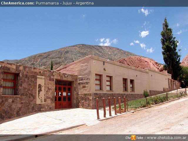 Escuela de Purmamarca