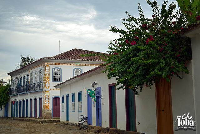 Paraty Multicolor - Río de Janeiro