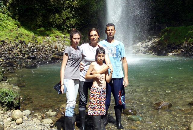 Familia Viajera CheToba