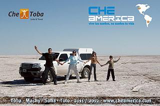 Familias Viajeras Argentinas