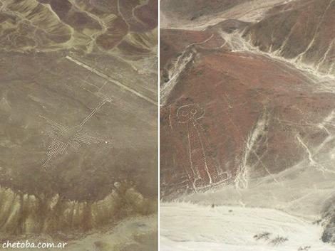 Empresas para realizar el vuelo de las Líneas de Nazca 3