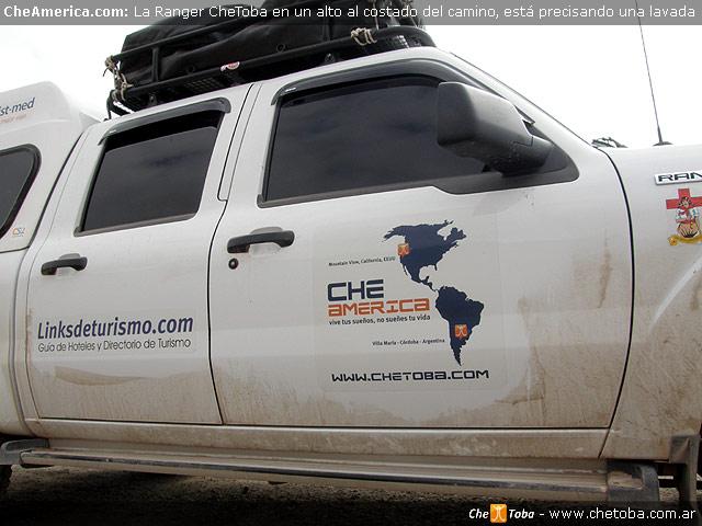 Ford Ranger CheToba