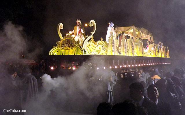 Anda procesional Guatemala