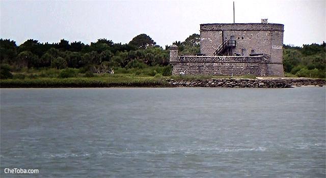 Fuerte sobre el Río Matanza - San Agustín - EEUU