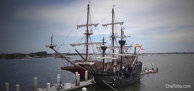 Galeón Español San Agustín