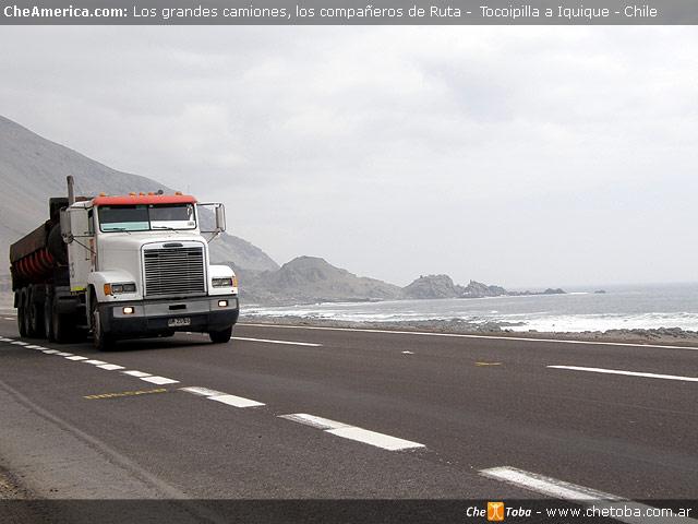 Grandes Camiones de América