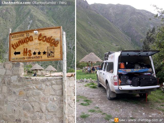 Hostería Turunpa Lodge