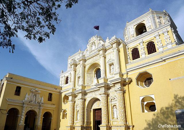 Iglesia Antigua Guatemala