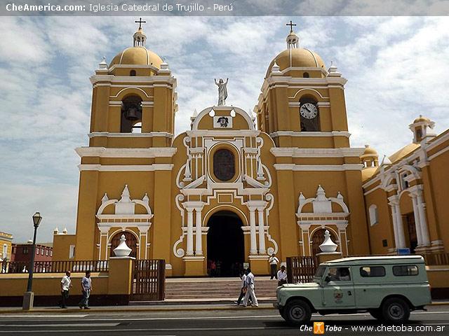 Turismo en Trujillo, Perú - Fotos y Mapa - Dónde Queda?
