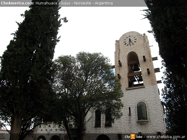 Iglesia y Cabildo Humahuaca