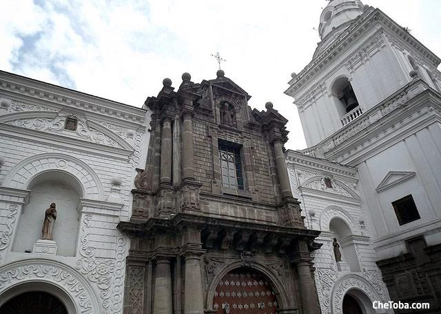 Iglesia de San Agustín Quito