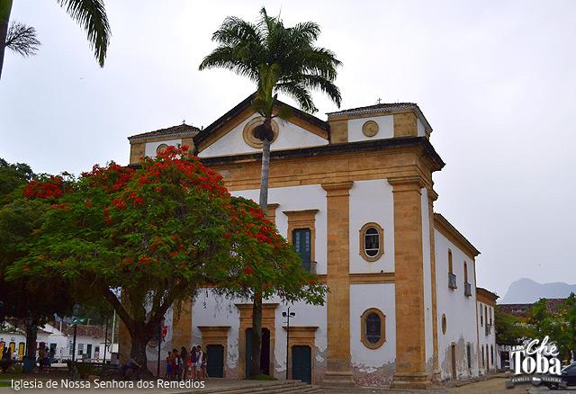 Iglesia Nossa Senhora dos Remedios