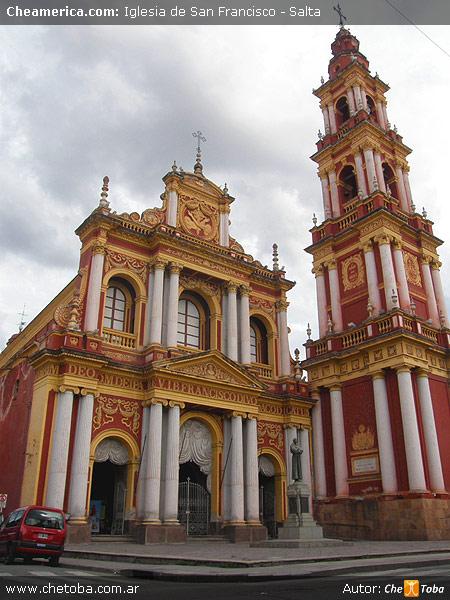 Foto diurna Iglesia de San Francisco