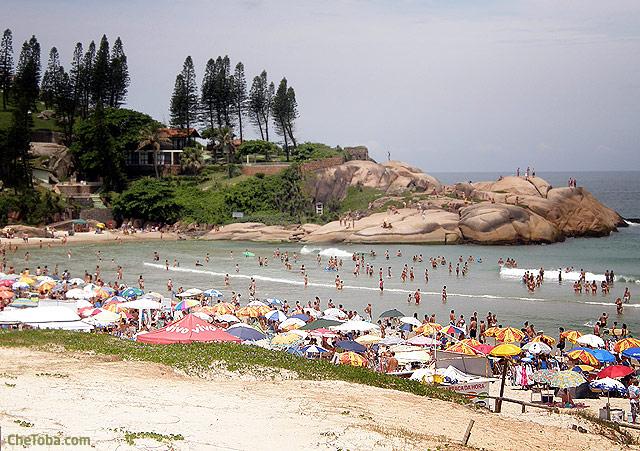 Playa de Joaquina