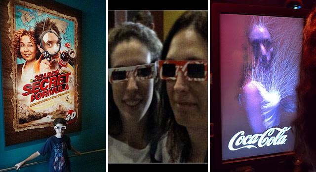 Salas de Cine Museo Coca Cola