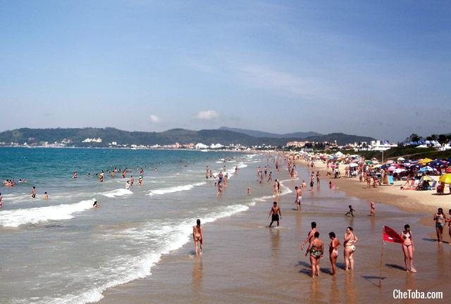 Playa de Jureré Internacional Florianopolis