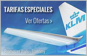 Tarifas Vuelos KLM