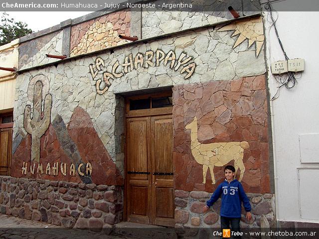 La Cacharpaka Humahuaca - Jujuy