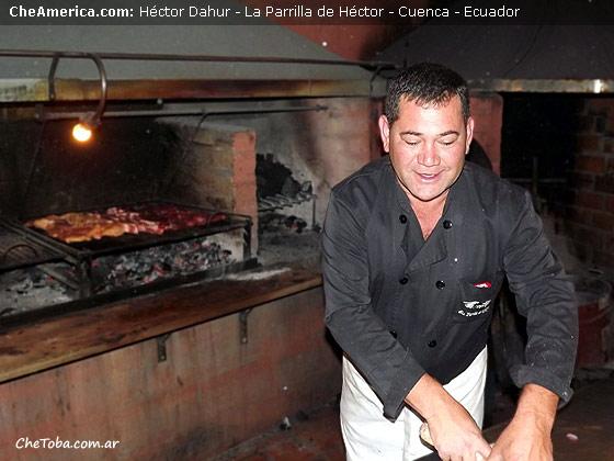 Hector Dahur - La Parrilla de Héctor