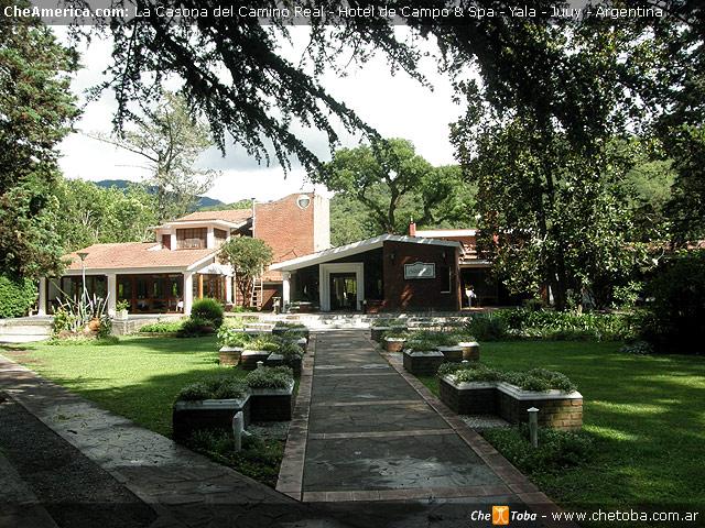 La Casona del Camino Real Hotel de Campo & Spa