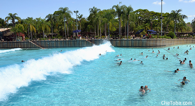 Olas Typhoon Lagoon Water Park