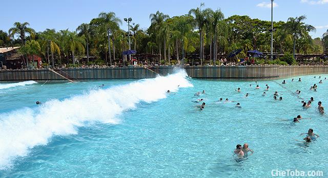 Olas Typhoon Lagoon Water Park