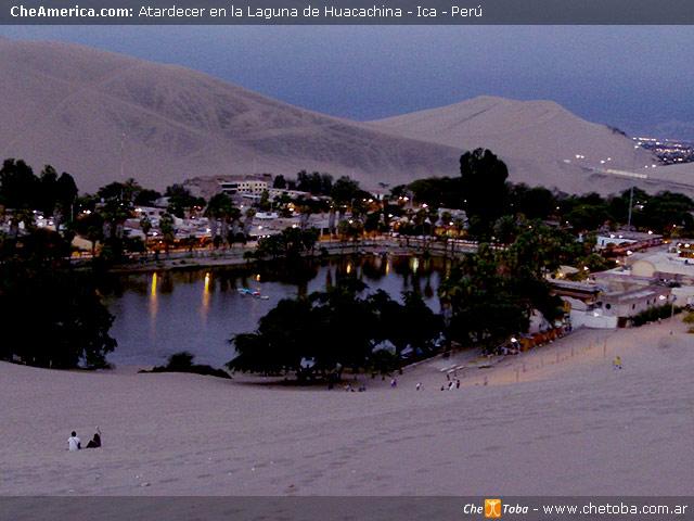 Laguna y Oasis de Huacachina 3