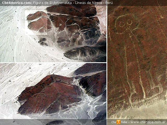 Excursiones y sobrevuelo Líneas de Nazca