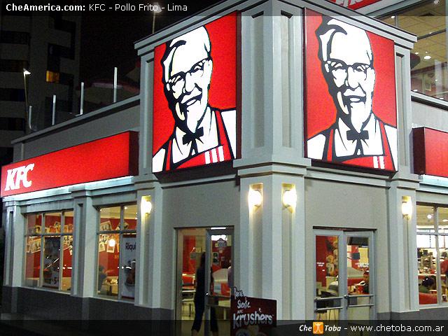 Local KFC San Isidro