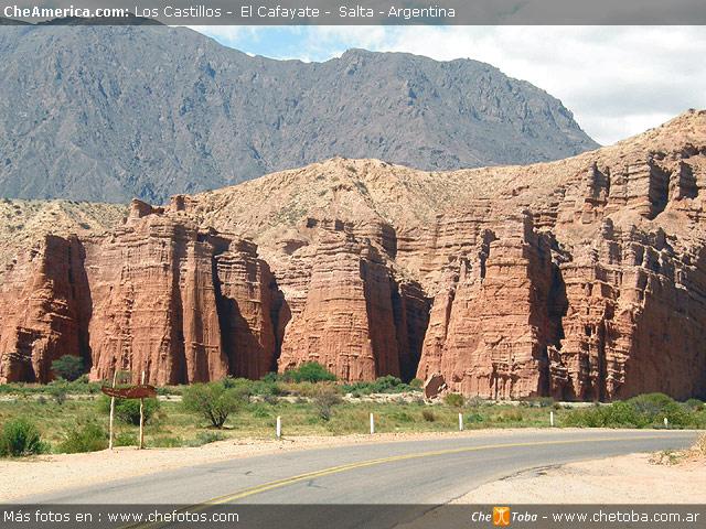 El Castillo - Salta - Cafayate