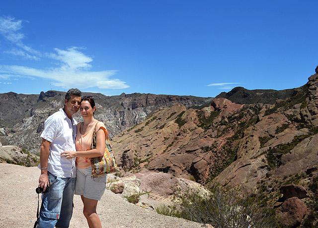 Los CheToba en Mendoza