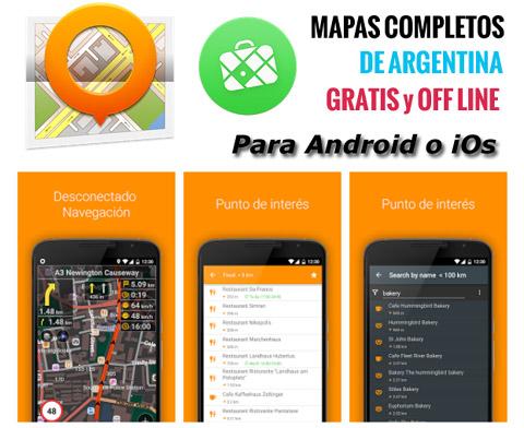 mapas-off-line