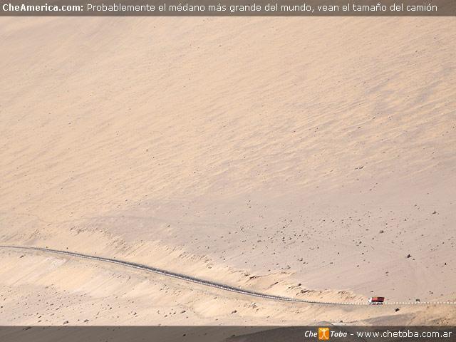 Mejor ruta para ir de San Pedro de Atacama a Iquique