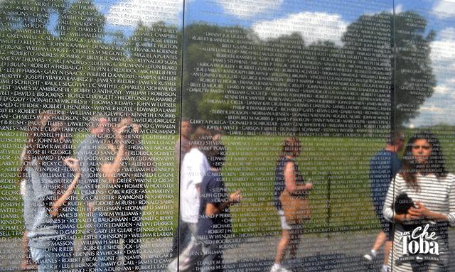 Vietnam Memorial War