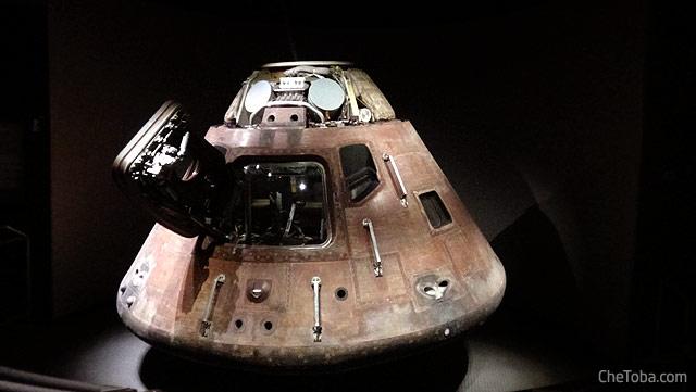 Módulo de Mando Apolo 11