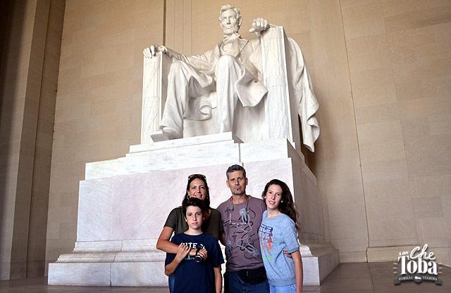 Monumento Lincoln WDC