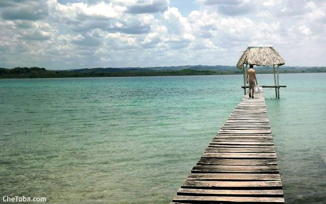Lago Petén El Remate