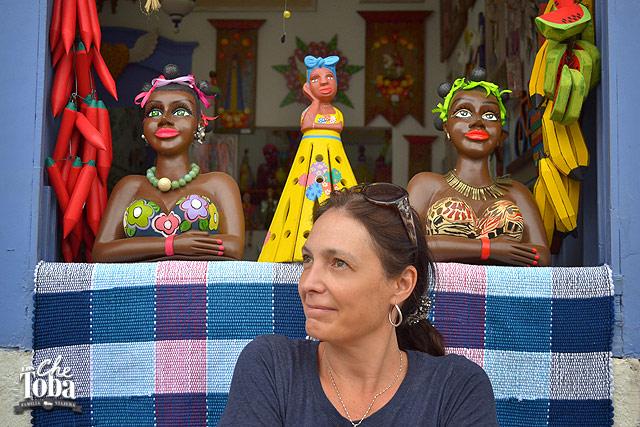 Mujeres - Paraty - Brasil