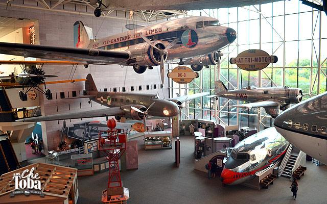 Museo de la Aviación Washington