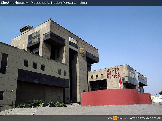 Museo de La Nación - Lima - Perú