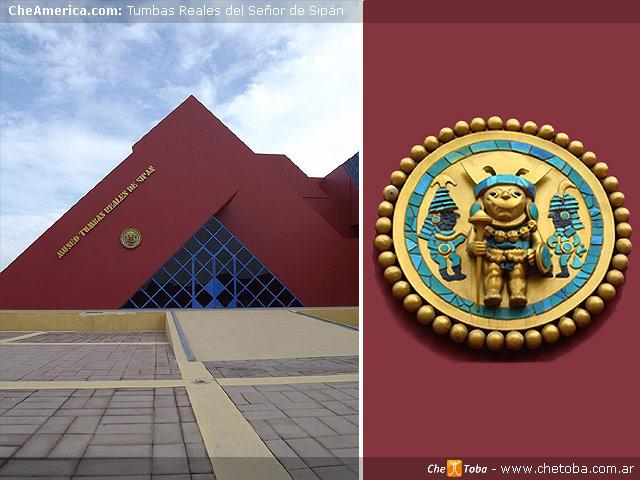 Museo Señor de Sipán Perú