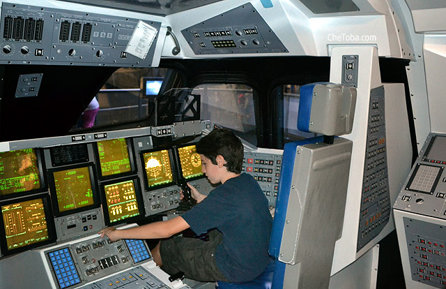 nasa-simulator