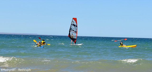 actividades nauticas Puerto Madryn